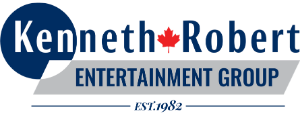 Kenneth Robert Entertainment Logo