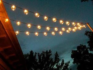 Globe String Light Rentals