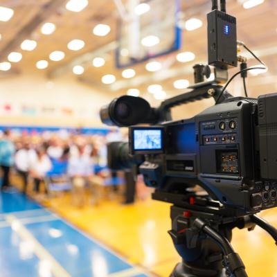 Webcasting Livestreaming Camera